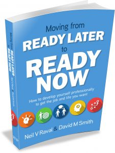 Accelerate Your Career Faster. Book : Moving From Ready Later To Ready Now